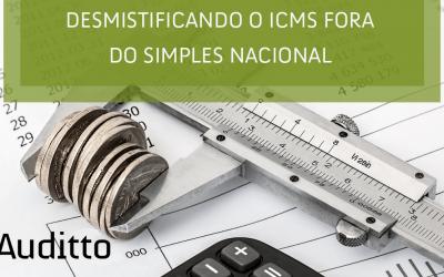 Desmistificando o ICMS fora do Simples Nacional