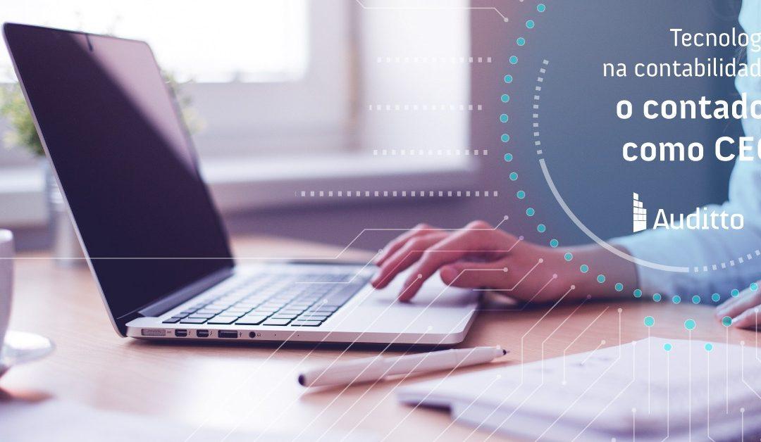 Tecnologia na contabilidade: o contador como CEO