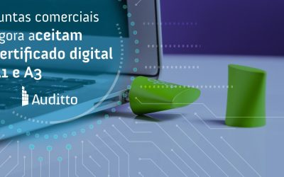 Juntas comerciais agora aceitam certificado digital A1 e A3