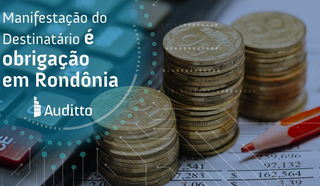 Manifestação do Destinatário é obrigação em Rondônia