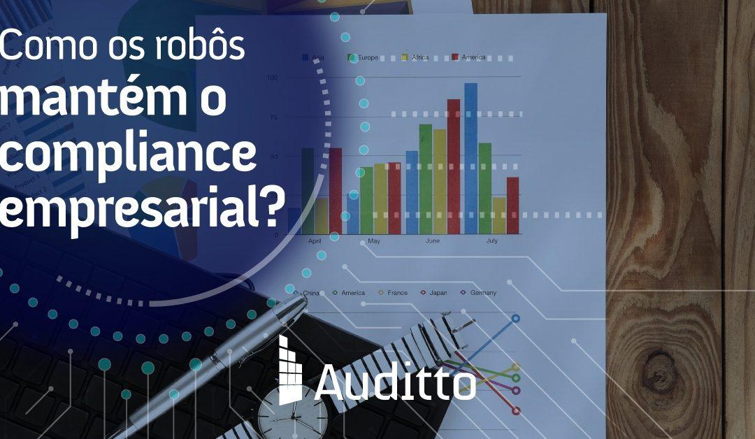 Como os robôs mantém o compliance empresarial?